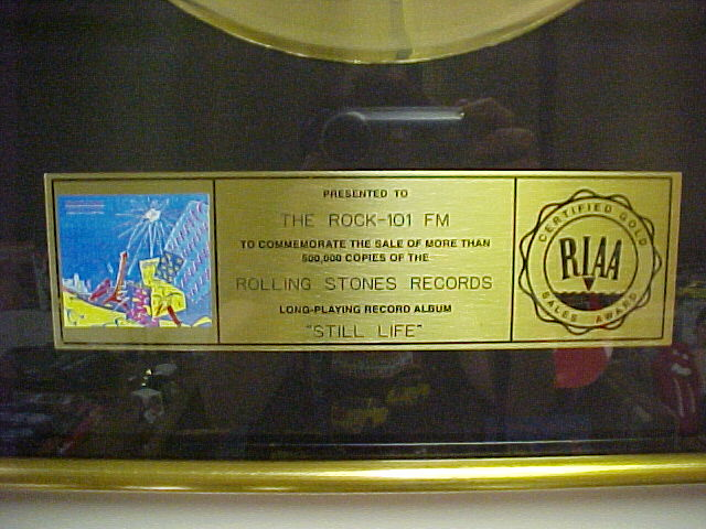 Stonemalf S Collection Riaa Awards